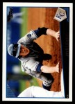 2009 Topps Update #294  Josh Anderson  Front Thumbnail