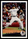 2009 Topps Update #245  Mariano Rivera  Front Thumbnail