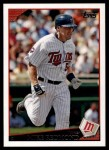 2009 Topps Update #166  Mike Redmond  Front Thumbnail