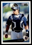 2009 Topps Update #199  Mike Rivera  Front Thumbnail