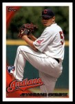 2010 Topps Update #59  Jeanmar Gomez  Front Thumbnail