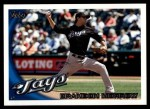 2010 Topps Update #116  Brandon Morrow  Front Thumbnail
