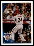 2010 Topps Update #124  Chris Young  Front Thumbnail