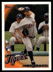 2010 Topps Update #52  Andy Oliver  Front Thumbnail