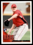 2010 Topps Update #53  Jordan Smith  Front Thumbnail