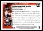 2010 Topps Update #23  Andy Pettitte  Back Thumbnail