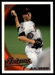 2010 Topps Update #121  J.A. Happ  Front Thumbnail