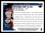 2010 Topps Update #30  Roy Halladay  Back Thumbnail