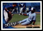2010 Topps Update #8  Fred Lewis  Front Thumbnail