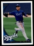 2010 Topps Update #129  Gregor Blanco  Front Thumbnail