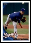 2010 Topps Update #46  Colby Lewis  Front Thumbnail