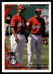 2010 Topps Update #65   -  Victor Martinez / Robinson Cano See you in September Front Thumbnail