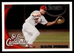 2010 Topps Update #298  David Freese  Front Thumbnail