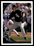 2010 Topps Update #201  Jeffrey Marquez  Front Thumbnail