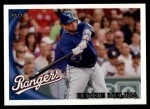 2010 Topps Update #209  Bengie Molina  Front Thumbnail