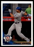 2010 Topps Update #260  Andre Ethier  Front Thumbnail