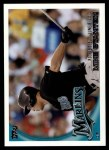 2010 Topps Update #327  Giancarlo Stanton  Front Thumbnail