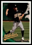 2010 Topps Update #238  Mark Ellis  Front Thumbnail