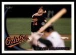 2010 Topps Update #255  Kevin Millwood  Front Thumbnail
