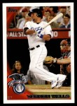 2010 Topps Update #194  Vernon Wells  Front Thumbnail