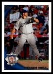 2010 Topps Update #221  Heath Bell  Front Thumbnail