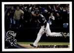 2010 Topps Update #309  Andruw Jones  Front Thumbnail