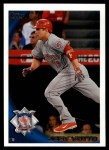 2010 Topps Update #241  Joey Votto  Front Thumbnail