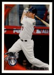 2010 Topps Update #320  Joe Mauer  Front Thumbnail