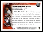 2010 Topps Update #230  Robinson Cano  Back Thumbnail