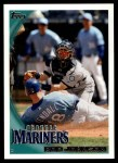 2010 Topps Update #262  Rob Johnson  Front Thumbnail