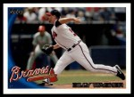 2010 Topps Update #266  Billy Wagner  Front Thumbnail