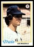 1978 Topps #147  Lee Mazzilli  Front Thumbnail