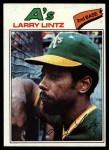 1977 Topps #323  Larry Lintz  Front Thumbnail