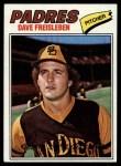 1977 Topps #407  Dave Freisleben  Front Thumbnail