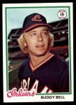 1978 Topps #280  Buddy Bell  Front Thumbnail