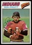 1977 Topps #654  Ron Pruitt  Front Thumbnail