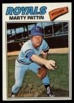 1977 Topps #658  Marty Pattin  Front Thumbnail