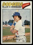 1977 Topps #448  Ellie Rodriguez  Front Thumbnail