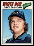 1977 Topps #338  Dave Duncan  Front Thumbnail