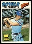 1977 Topps #93  Tom Poquette  Front Thumbnail