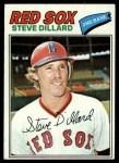1977 Topps #142  Steve Dillard  Front Thumbnail