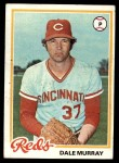1978 Topps #149  Dale Murray  Front Thumbnail