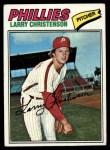 1977 Topps #59  Larry Christenson  Front Thumbnail