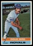 1976 Topps #96  Doug Bird  Front Thumbnail