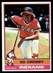 1976 Topps #457  Ed Crosby  Front Thumbnail