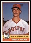1976 Topps #29  Rick Burleson  Front Thumbnail