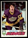 1977 Topps #44  Tom Williams  Front Thumbnail