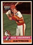 1976 Topps #568  Rob Andrews  Front Thumbnail