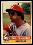 1976 Topps #627  Bill Plummer  Front Thumbnail