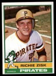 1976 Topps #12  Richie Zisk  Front Thumbnail